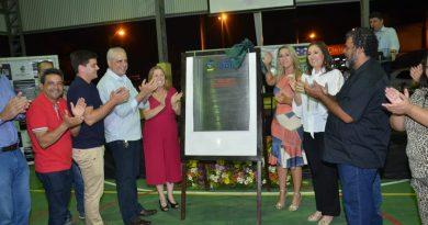 Governo de Goiás inaugura ambiente de convivência em duas escolas estaduais de Luziânia