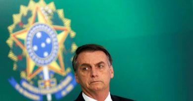 Em evento, Jair Bolsonaro alerta para guerra da informação